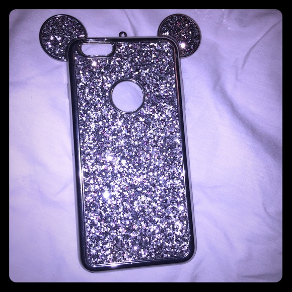 best cheap c25ce c1641 Mickey Mouse ears iPhone 6+ phone case